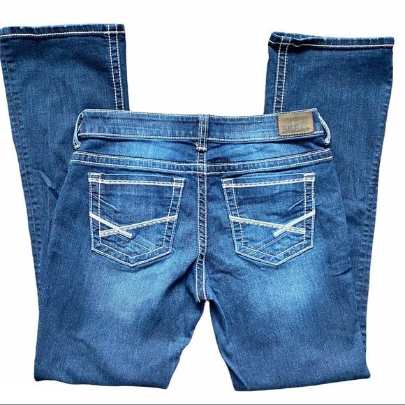 BKE Culture Bootcut Jeans Long!